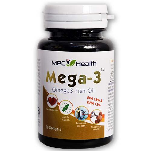 Mega–3 Fish Oil